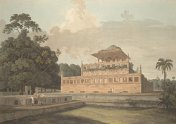 Mausoleum of the Ranee, wife of the Emperor Jehangire, near Allahabad
